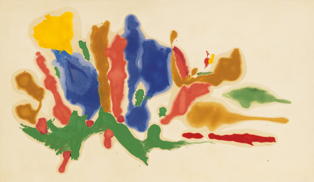 , 'Cool Summer,' 1962, Gagosian