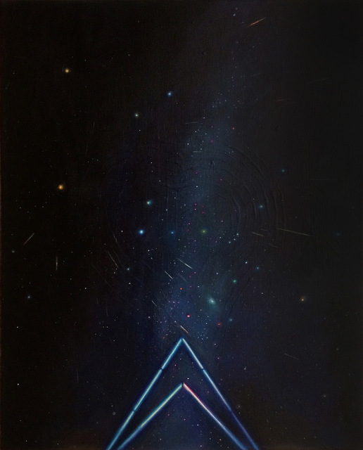 , 'Transmission,' 2018, Alfa Gallery