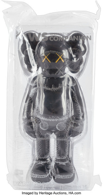 KAWS, 'Companion (Open Edition)', 2016, Heritage Auctions