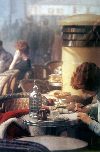 Saul Leiter, 'Paris', 1959, Photography, Chromogenic print, printed later, GALLERY FIFTY ONE