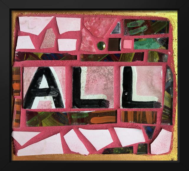 , 'All ,' 2018, Philadelphia's Magic Gardens