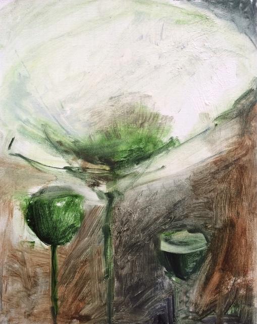 """Olga Gorokhova, '""""White poppy""""', 2017, Krokin Gallery"""