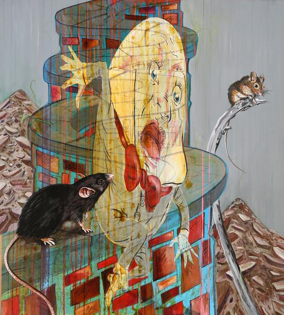 Jason Middlebrook, 'Entropy never stop', 2005, Galleria Pack