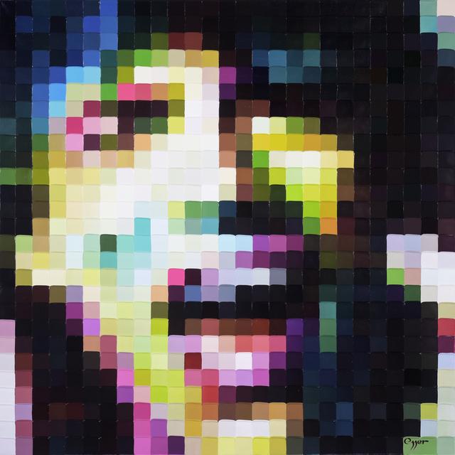 , 'Jagger Rocks!,' 2018, Blue Gallery