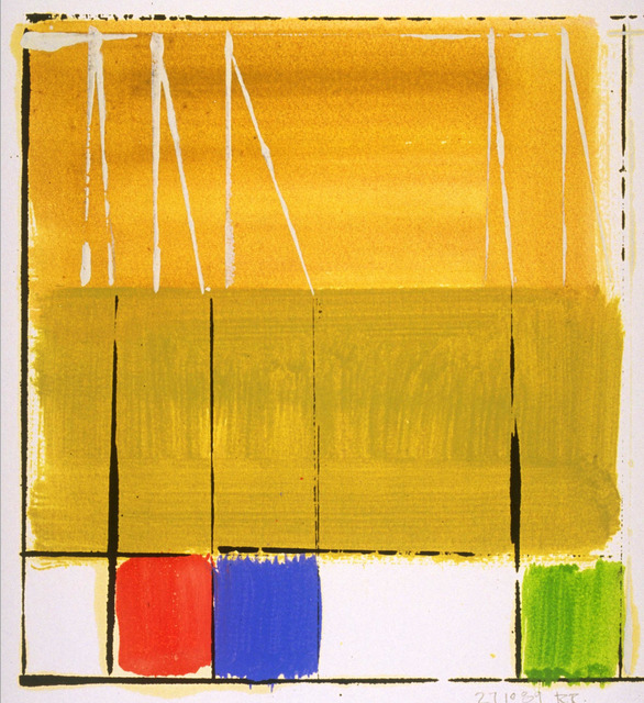 , 'Wallseries Study #5,' , Galerie d'Orsay
