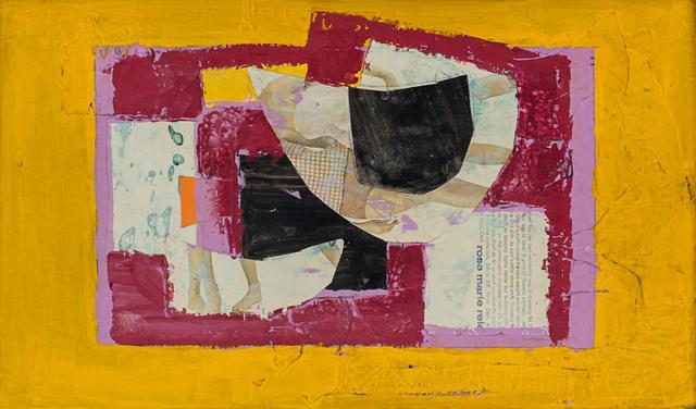 , 'Black Shape,' ca. 1960, Rosenberg & Co.