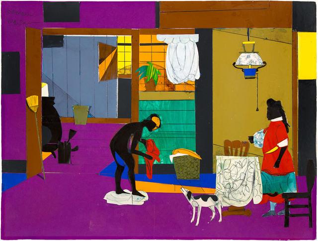 , 'SUNRISE-THE CHINA LAMP,' 1985, Jerald Melberg Gallery
