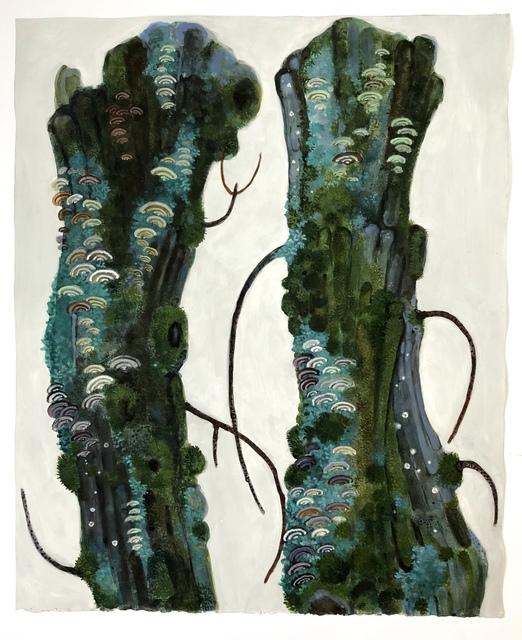 Katie DeGroot, 'Power Couples I', 2019, Kathryn Markel Fine Arts