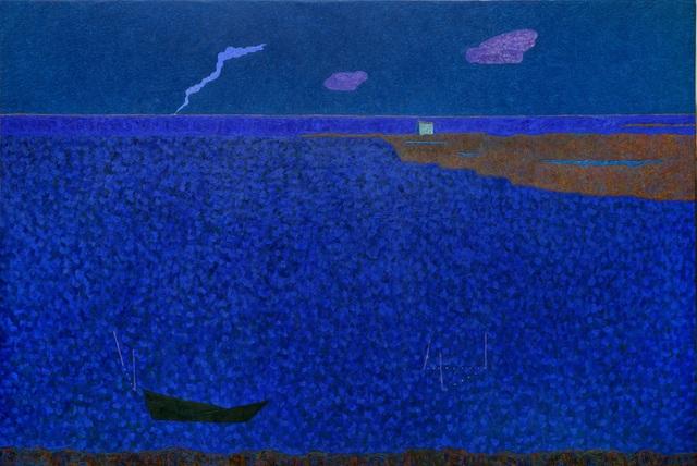 , 'L'étang,' 2016, La Forest Divonne
