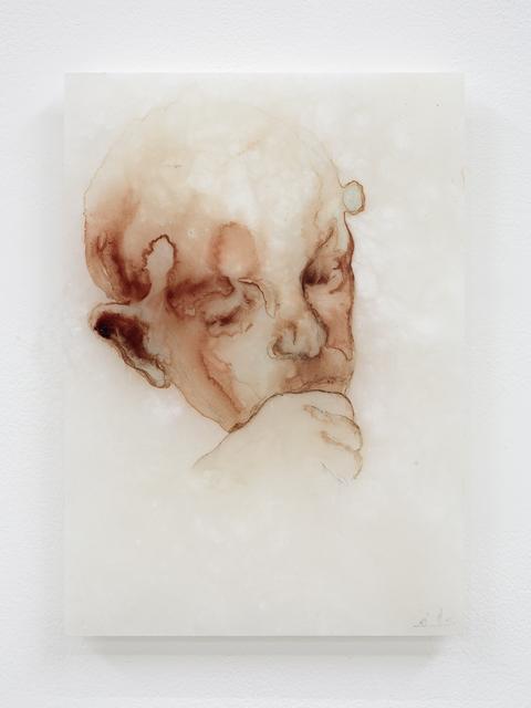 Sofie Muller, 'Alabaster drawing', 2019, PROYECTOSMONCLOVA