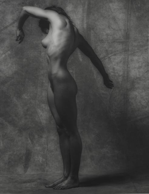 , 'Lisa Lyon,' 1981, Bruce Silverstein Gallery