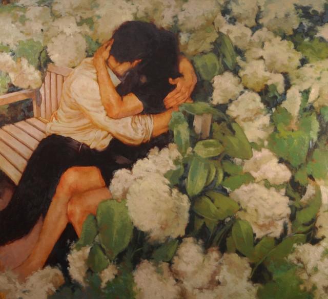 """, '""""Lovers In The Garden"""",' 2017, Bonner David Galleries"""