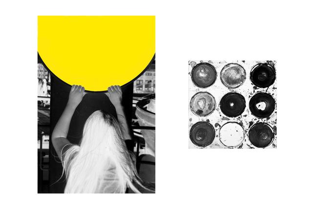 , 'Colour Catcher (Diptych),' 2014, Sous Les Etoiles Gallery