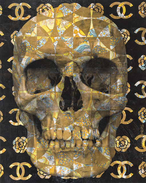 , 'All In Together Skull,' , Art Angels