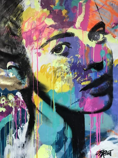 , 'She looked away,' 2018, Art Supermarket