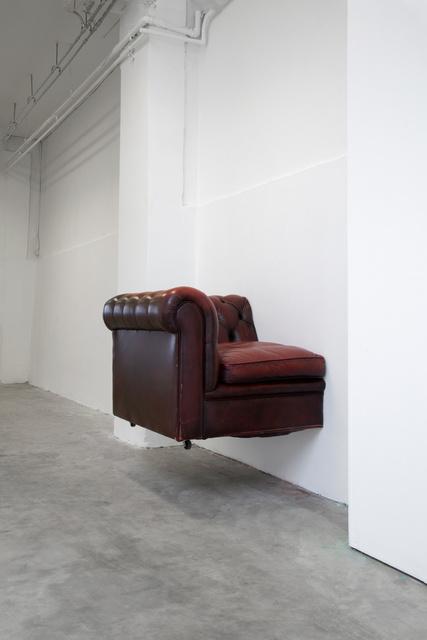 , 'Psychosocial Seating (iii),' 2016, Dürst Britt & Mayhew
