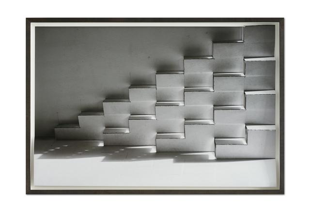 , 'Die Variable des Raums IV,' 2016, alexander levy