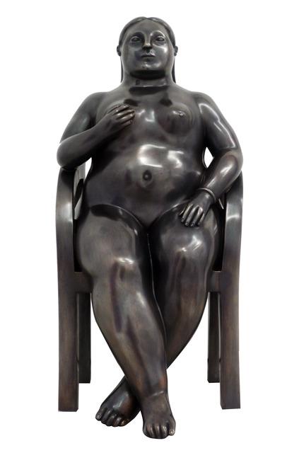 , 'Mujer en silla,' 1995, Opera Gallery