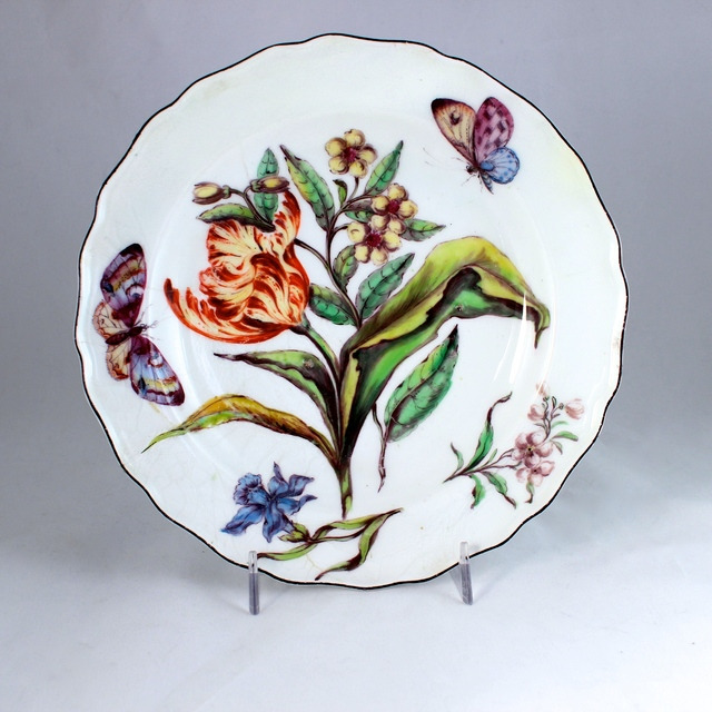 ", '""Hans Sloane"" botanical plate,' ca. 1753-55, Michele Beiny Inc."