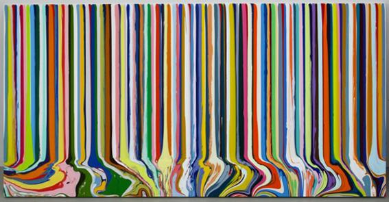 , 'Colourcade: Titanium White,' 2015, Dan Galeria