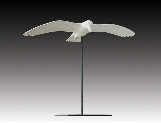 , 'Gull Gliding,' , Robert Hooke Sculpture Gallery