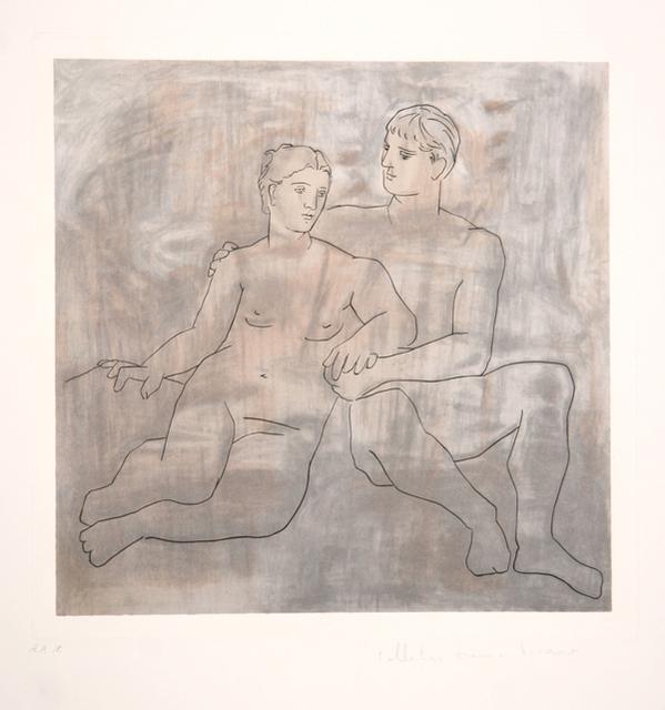 Pablo Picasso, 'Le Entretien, 1923', 1979-1982, RoGallery