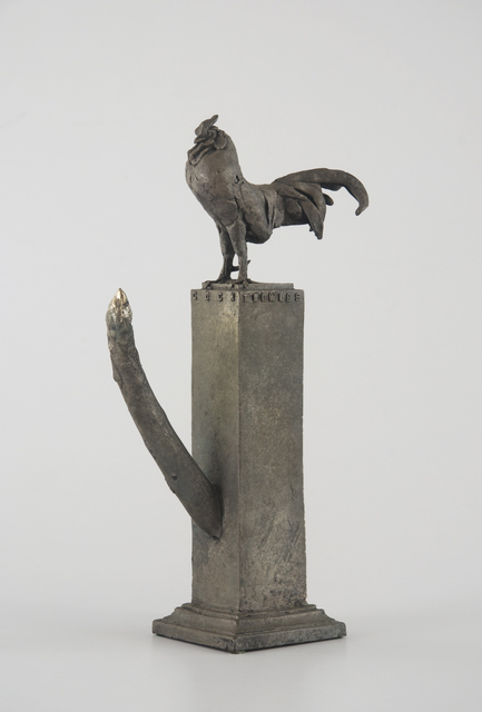 Anne Chase Martin, 'T Bowles Splendid Cock', 1993, Valley House Gallery & Sculpture Garden