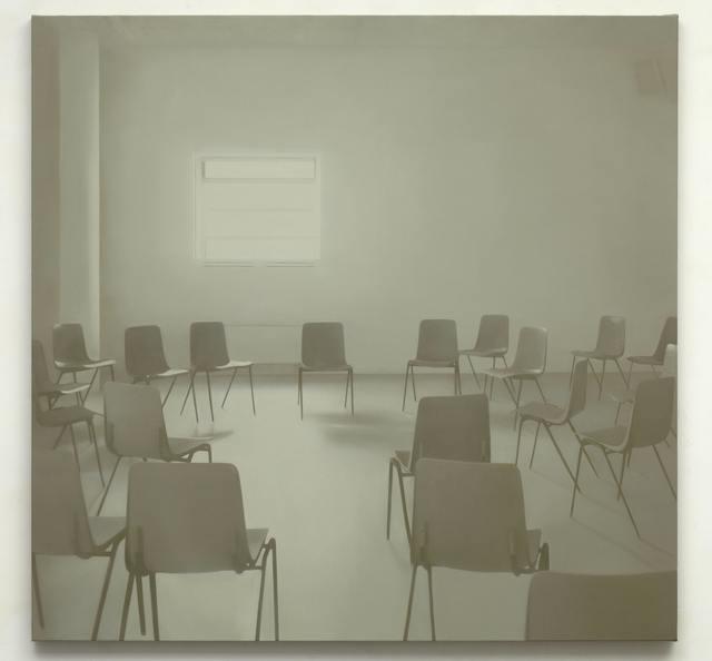 , 'Seminar (Grey),' 2014, 1301PE