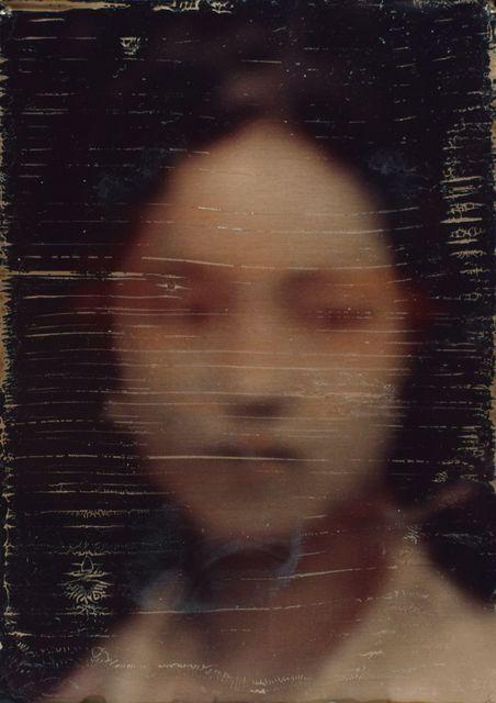 , ' a study of identity,' 2017, KOKI ARTS