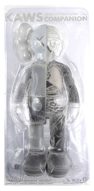 KAWS, 'Kaws Companion (Flayed) Open Edition, Grey', 2016, Chiswick Auctions