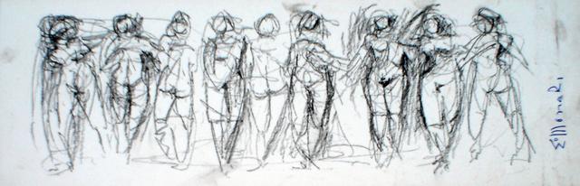 Monari, 'Nudes', 2010, Galeria Canoa