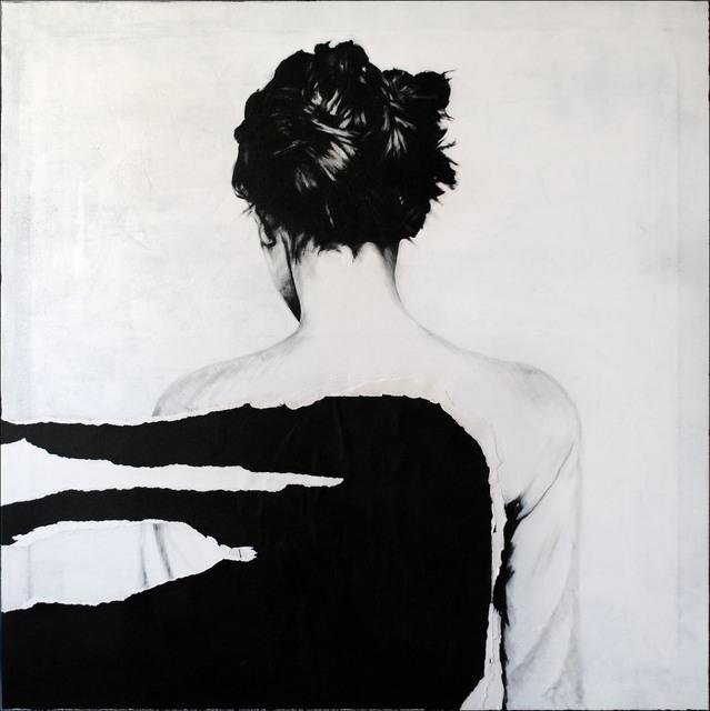 Brigitta Both, 'Missing', 2018, Mixed Media, Mixed media, acrylic and paper on canvas, N2 Galería