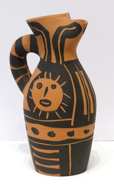, 'Yan Soleil,' 1963, Heather James Fine Art