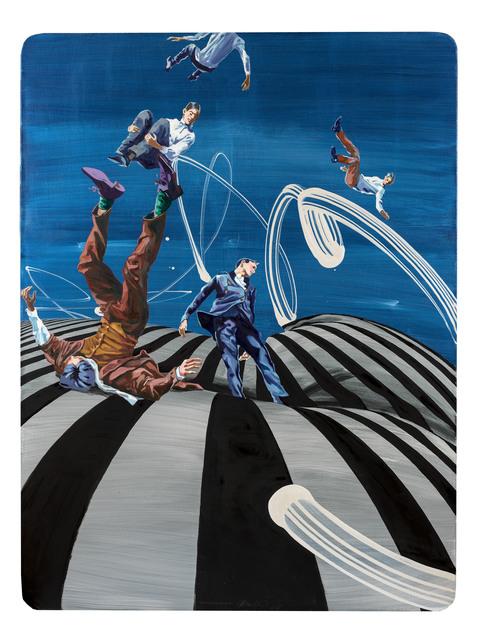 , 'Himmelskörper,' 2017, Galerie Kovacek & Zetter