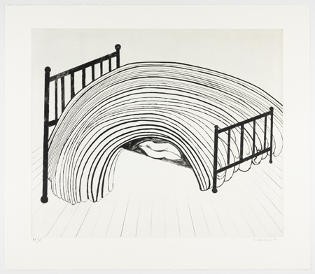 Louise Bourgeois, 'BED #1', 1997, IPCNY: Benefit Auction 2019