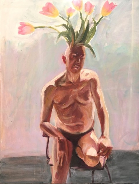 , 'Spring Man,' 2019, Temnikova & Kasela