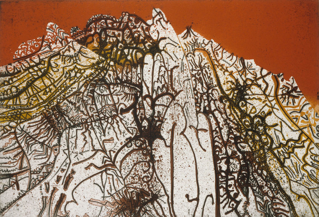 , 'Red Alpilles,' 1978, Pera Museum