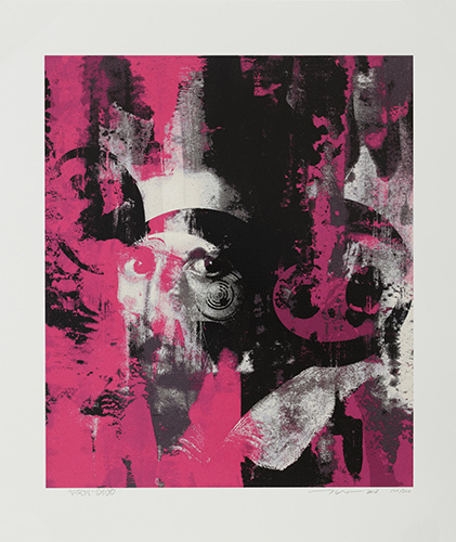 Takashi Murakami, 'GLANCE PAST THE FUTURE (VIRGIL ABLOH X TAKASHI MURAKAMI)', 2018, Marcel Katz Art