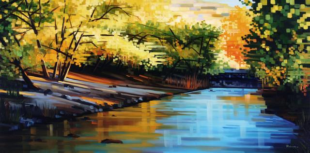 Michelle Condrat, 'Bridge over Virgin Waters', 2015, Abend Gallery