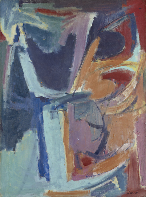 , 'Untitled (52-53),' 1952, Berry Campbell Gallery