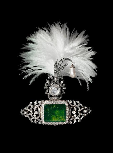 , 'Turban ornament, India. ,' ca. ca. 1900 (Clip by Cartier-Paris 2012), Legion of Honor