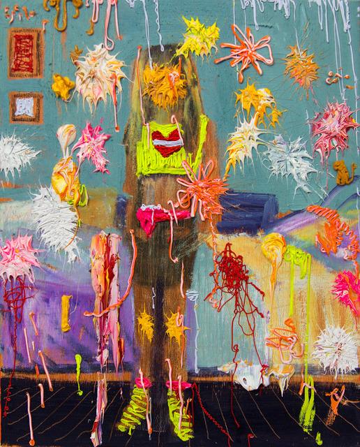 , 'Untitled,' 2018, Galerie C.O.A