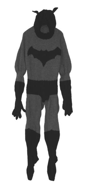 , 'Batman 3,' 2006, form & concept