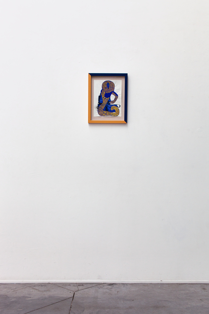 , 'Lady Blue Gold S, serie M,' 2018, Tatjana Pieters