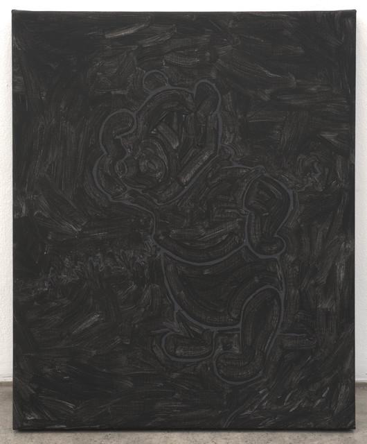 , 'Troubled Winnie,' 2008, Christine König Galerie