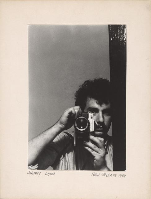 , 'Self-Portrait, New Orleans,' 1964, de Young Museum