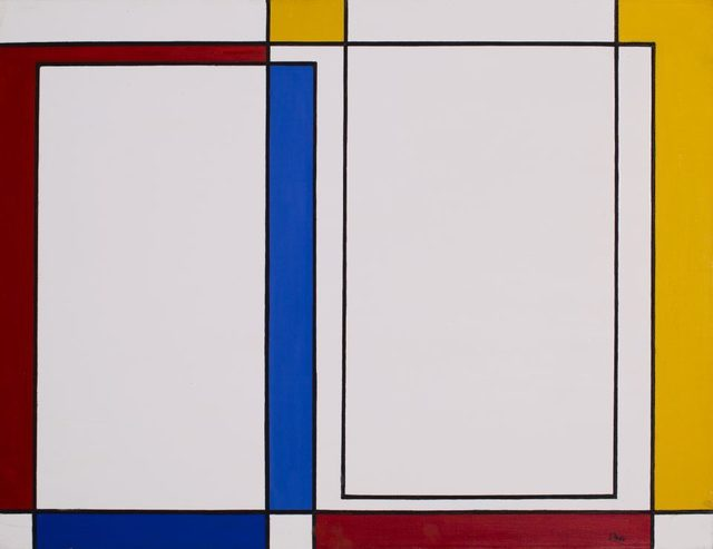 , 'Untitled,' 1954, Galería de las Misiones