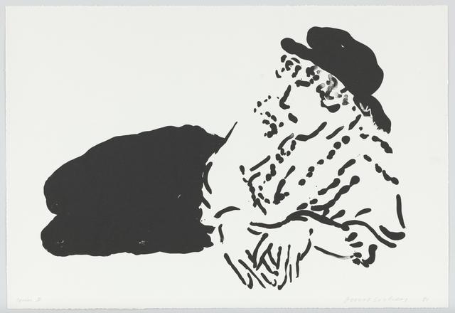 , 'Celia (La Bergere),' 1981, Mary Ryan Gallery, Inc