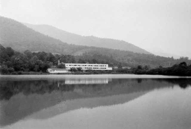 Harriet Sohmers Zwerling, 'The Studies Building', 1949, Black Mountain College Museum and Arts Center