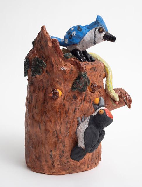 , 'Life on a Stump,' 2019, Rachel Uffner Gallery